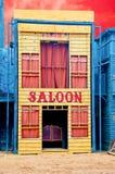 historyczny zamknięty historyczny bar Fotografia Royalty Free