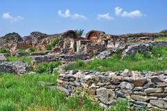 Histria ruins Royalty Free Stock Photo