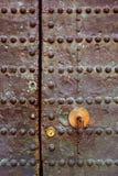 Hiszpański drzwi zdjęcia stock