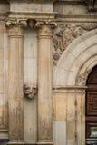 Hiszpański renaissance szczegół Fotografia Royalty Free