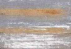 Hiszpański szary abstrakcjonistyczny akwareli tło Zdjęcia Stock