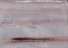 Hiszpański szary abstrakcjonistyczny akwareli tło Zdjęcie Stock