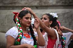 Hiszpańszczyzna taniec - 8 fotografia royalty free