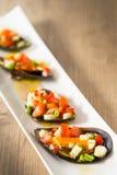 Hiszpańscy mussels obraz stock