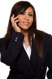 hiszpańska biznesowej kobieta Fotografia Stock