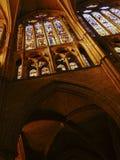 Hiszpańska katedra Zdjęcia Royalty Free
