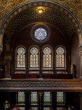 Hiszpańska synagoga w Praga Fotografia Stock