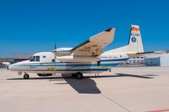 Hiszpański ministerstwa rolnictwa CASA C-212 Zdjęcia Stock
