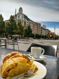 Hiszpański omelette zdjęcie stock