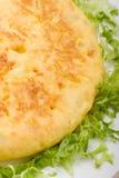 Hiszpański omelette obraz royalty free