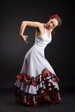 Hiszpański tancerz Zdjęcie Royalty Free
