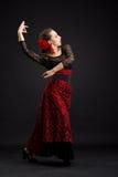 Hiszpański tancerz Fotografia Stock