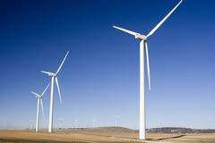 hiszpański wiatr rolnych Zdjęcia Stock
