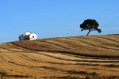 hiszpański wzgórza w domu Obraz Stock