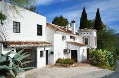 Hiszpańszczyzna typowy dom Obrazy Royalty Free
