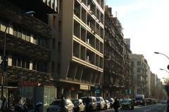 Hiszpańszczyzny Miastowe Obraz Stock