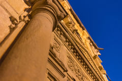 Hiszpania, España, Almagro, rezydencja ziemska dom, Casa Señori obraz royalty free