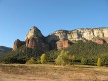 Hiszpania góry Obraz Royalty Free