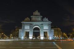 Hiszpania krajobrazy Obrazy Royalty Free