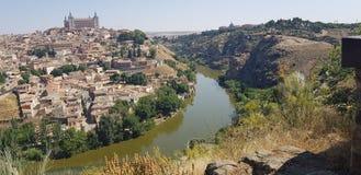 Hiszpania landscaoe zdjęcie royalty free
