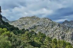 Hiszpania Majorca Escorca zdjęcie stock