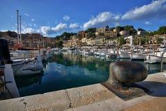 Hiszpania Majorca Port De Soller obraz stock
