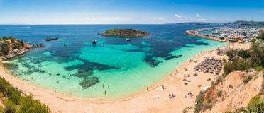 Hiszpania Majorca portale Nous Obrazy Stock