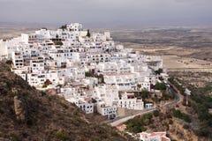 Hiszpania miasteczko Fotografia Royalty Free