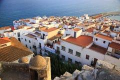 Hiszpania Peniscola obrazy royalty free