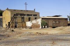 Hiszpania przemysłowa kopalnia Obrazy Stock