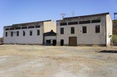 Hiszpania przemysłowa kopalnia Zdjęcia Stock