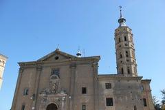 Hiszpania punkty zwrotni Fotografia Royalty Free