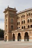 Hiszpania.  Saragossa. obrazy stock