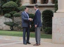 Hiszpania spotyka 019 Zdjęcia Stock