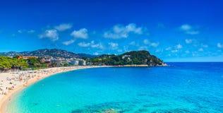 Hiszpania wybrzeże Zdjęcia Royalty Free
