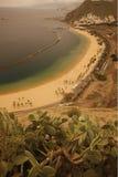 HISZPANIA wyspy kanaryjska TENERIFE Obrazy Stock