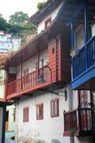 Hiszpanii Cudillero asturii Fotografia Stock
