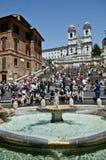 hiszpańscy kroki Fotografia Royalty Free