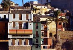 hiszpańska wioska Zdjęcie Royalty Free