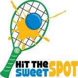 Hit The Sweet Spot Stock Photos