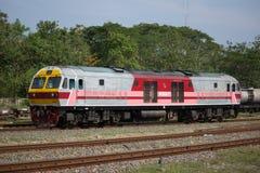 Hitachi Dieslowska lokomotywa żadny 4507 Obrazy Stock