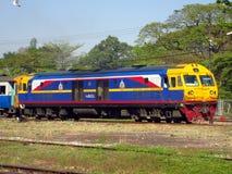 Hitachi lokomotywa Obraz Stock