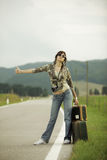 Hitchhiker Stock Photos