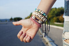 Hitchhiker 1 Stock Photography