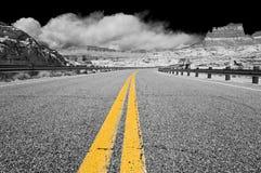 Hite Bridge, Glen Canyon Royalty Free Stock Photo