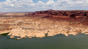 Hite Overlook Lake Powell Utah Stock Images