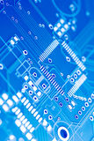 HiTech Circuit Board Royalty Free Stock Photography