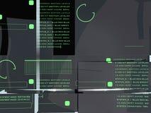 Hitech Display Stock Photos