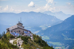 Hitler`s Eagle Nest Royalty Free Stock Photography