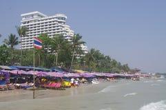 Hiton hotel in Hua Hin Royalty Free Stock Images